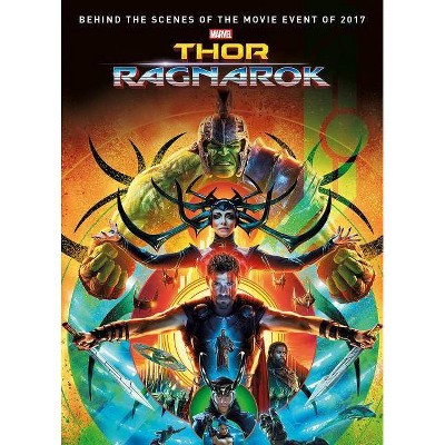 Thor: Ragnarok The Official Movie Special   (Hardcover) by (Hardcover)…