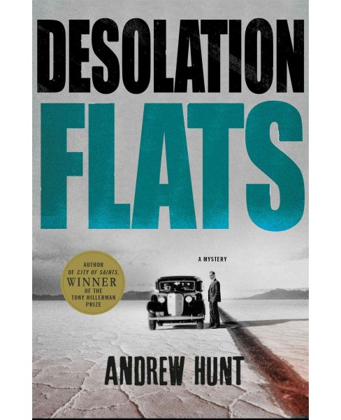 Desolation Flats (Hardcover) (Andrew Hunt) - image 1 of 1