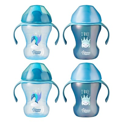 Tommee Tippee 2pk Trainer Sippee Cup - 7+m