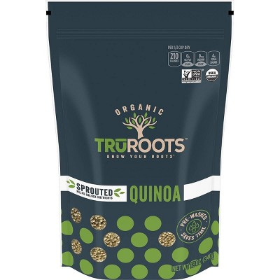 Quinoa: truRoots Organic Sprouted