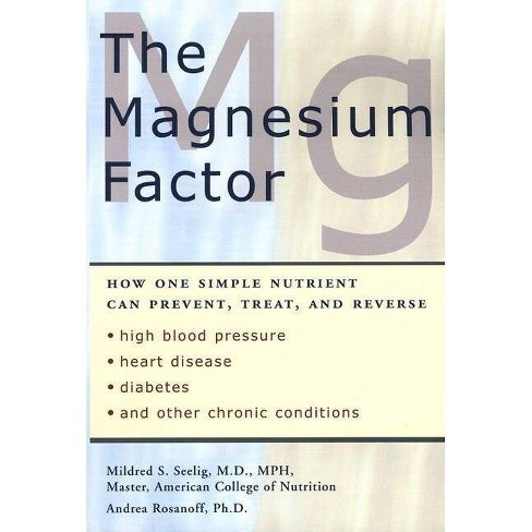 The Magnesium Factor - by  Mildred Seelig (Paperback) - image 1 of 1