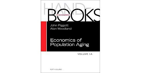 Handbook of the Economics of Population Aging (Hardcover) - image 1 of 1