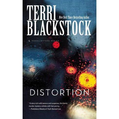 Distortion - (Moonlighters) by  Terri Blackstock (Paperback) - image 1 of 1