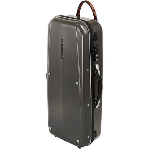 GL Cases Polycarbonate Silver Alto Saxophone Case - image 1 of 1