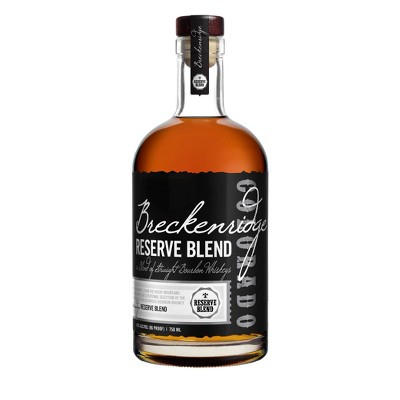 Breckenridge Bourbon Whiskey - 750ml Bottle