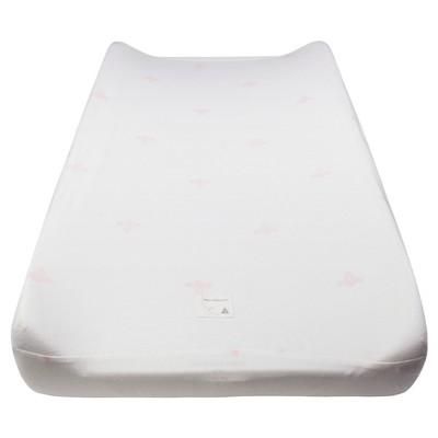 Burt's Bees Baby® Organic Changing Pad Cover - Batik Bee - Pink