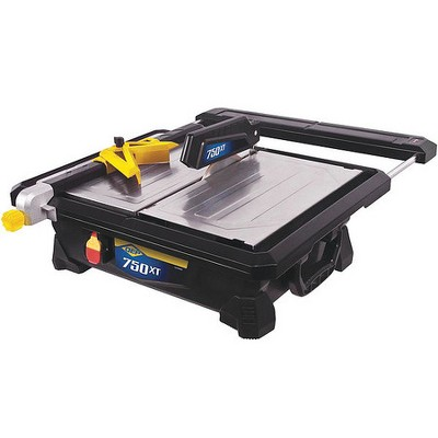 QEP 22750Q Tile Saw,Wet,7 In,3/4 HP