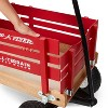 Radio Flyer All-Terrain Cargo Wagon - Red - image 3 of 4