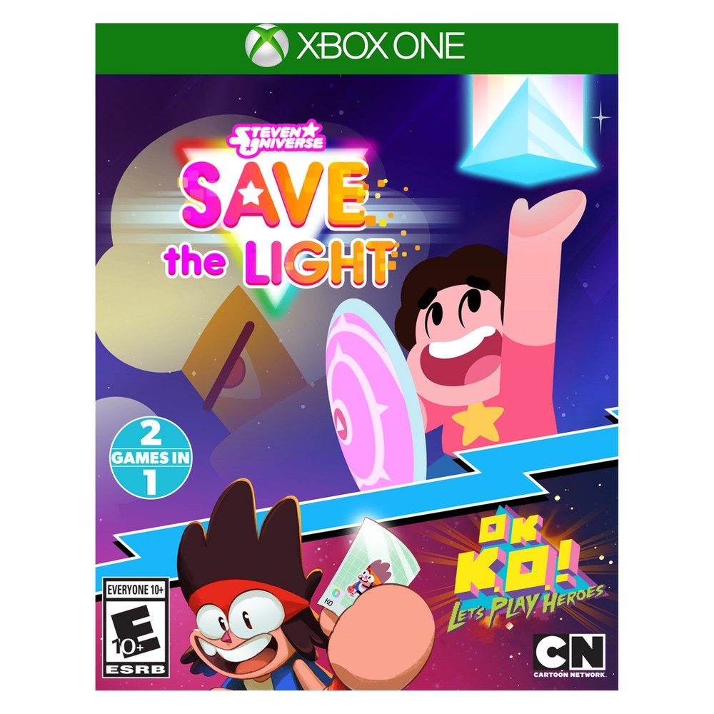 Steven Universe: Save the Light/OK KO! Let's Play Heroes - Xbox One