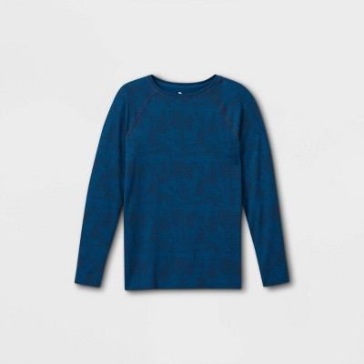 Boys' Long Sleeve Seamless T-Shirt - All in Motion™