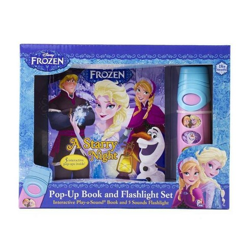 Disney Frozen - (Play-A-Sound) by  Jennifer H Keast (Mixed Media Product) - image 1 of 4