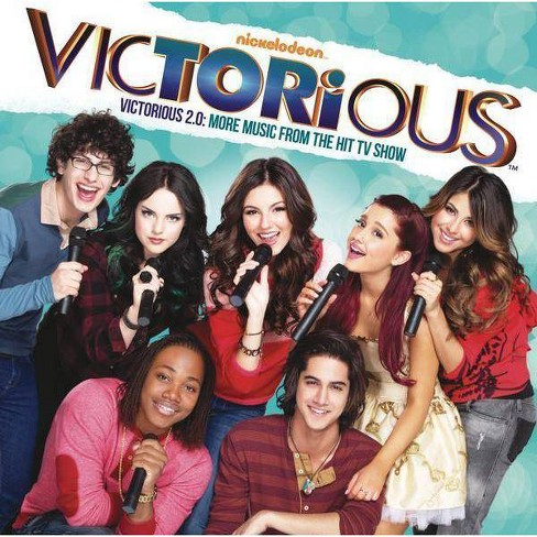 Original TV Soundtrack - Victorious 2.0: More Music from the Hit TV Show (Original TV Soundtrack) (CD) - image 1 of 3