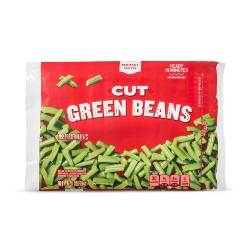 Regular Cut Frozen Green Beans 32oz - Market Pantry™ - image 1 of 1