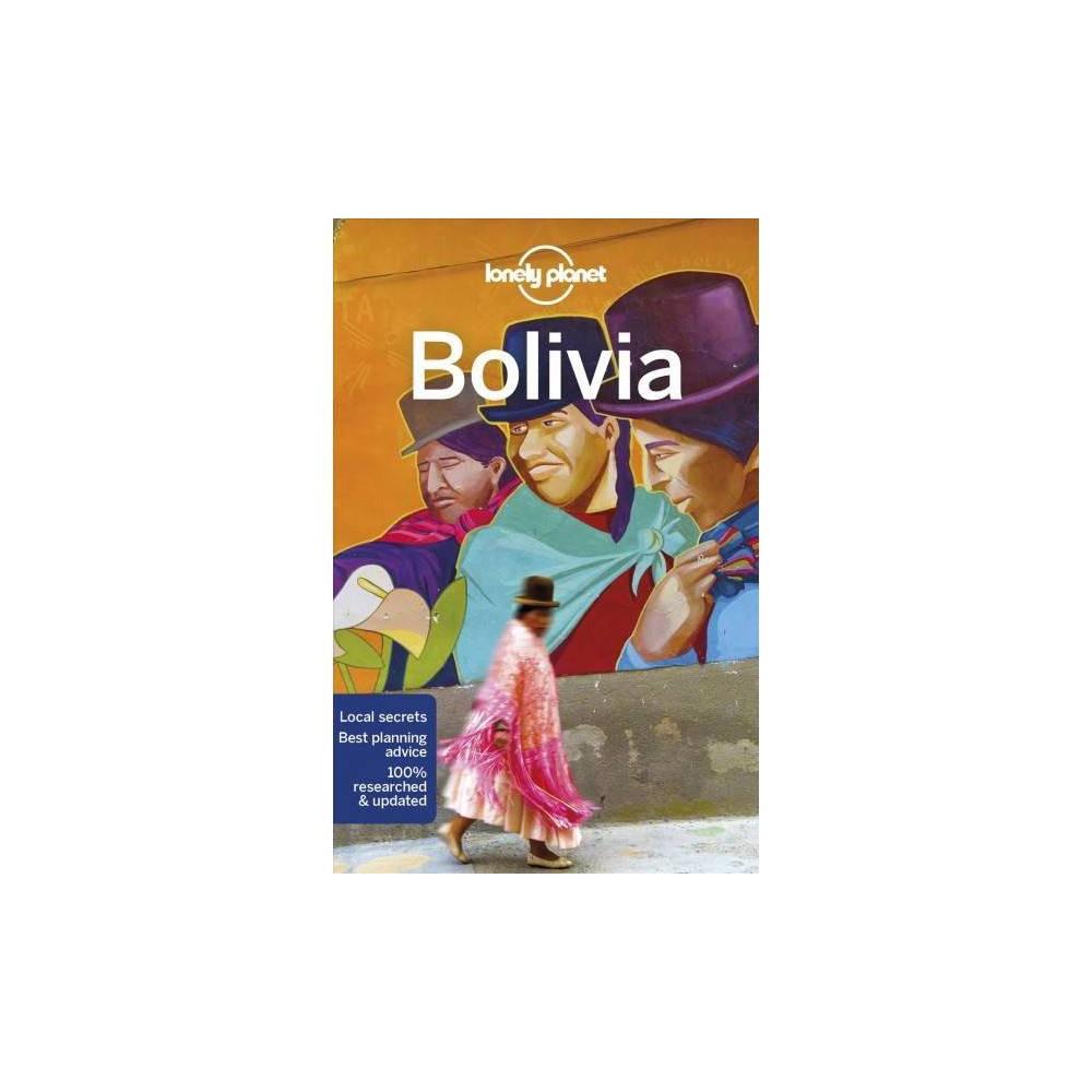 Lonely Planet Bolivia - 10 (Lonely Planet Bolivia) (Paperback)