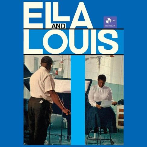 Ella Fitzgerald - Ella & Louis (Vinyl) - image 1 of 1