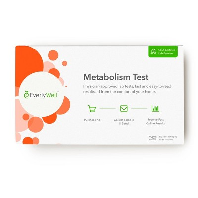 EverlyWell Metabolism Test - Lab Fee Included