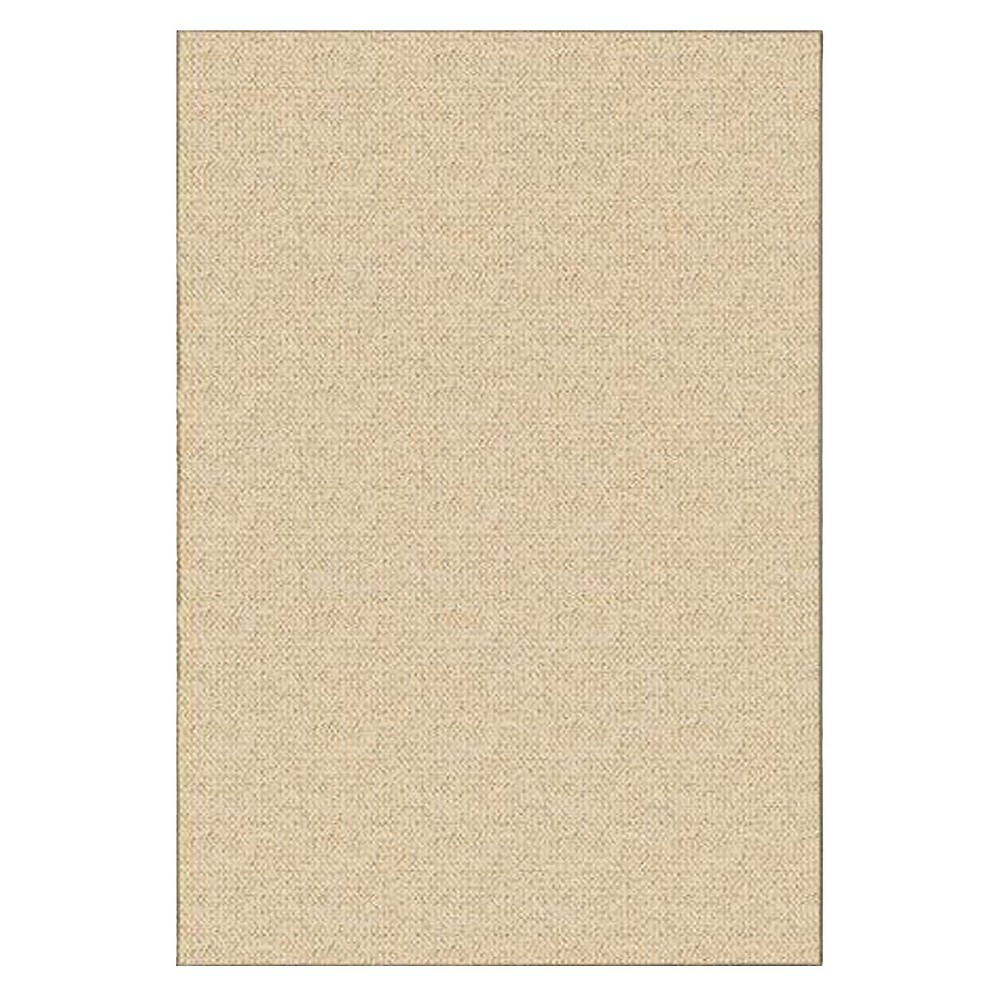 Image of Rhodes Wool Accent Rug - Natural (3' X 5')