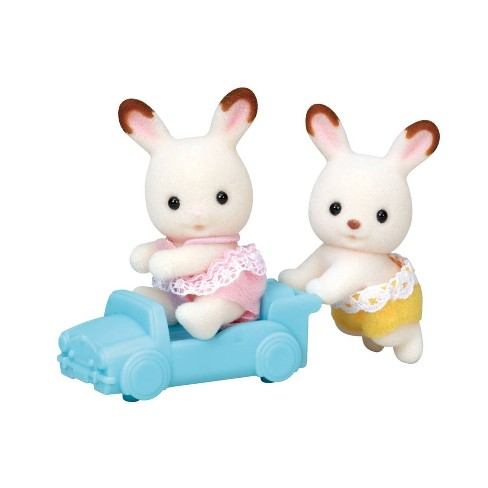 Calico Critters Hopscotch Rabbit Twins - image 1 of 3