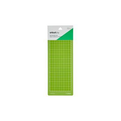 """Cricut Joy 12""""x4.5"""" StandardGrip Cutting Mat Green"""