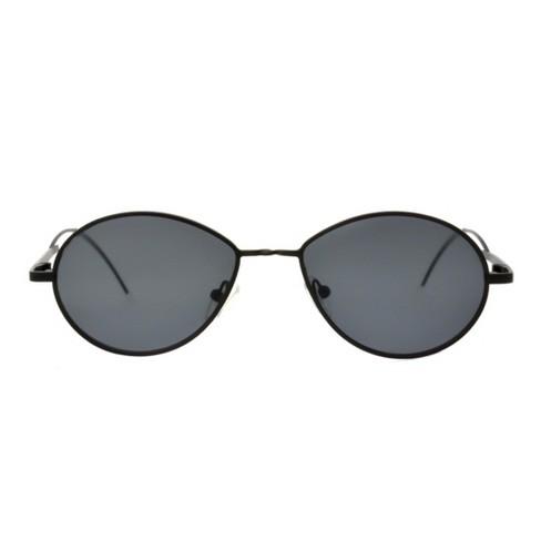 Women's Sunglasses - A New Day™ Matte Black - image 1 of 2