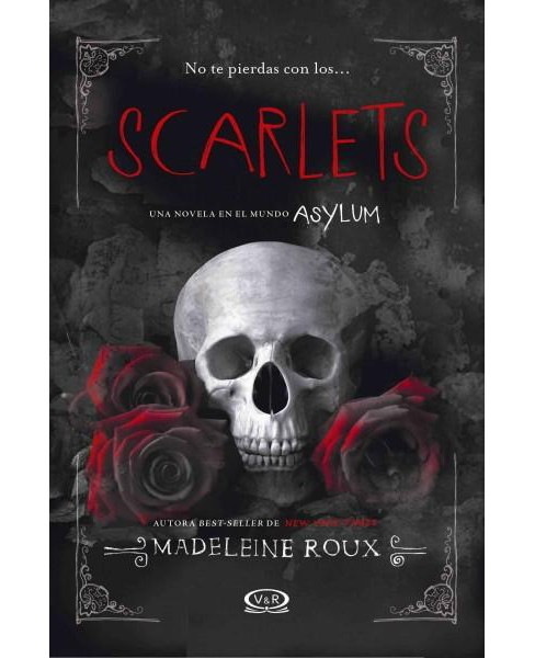 Scarlets (Paperback) (Madeleine Roux) - image 1 of 1