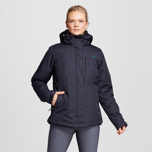 Women's Sierra Expedition Bree 3-in-1 Interchange Insulated Outerwear Jacket - Black - image 1 of 3