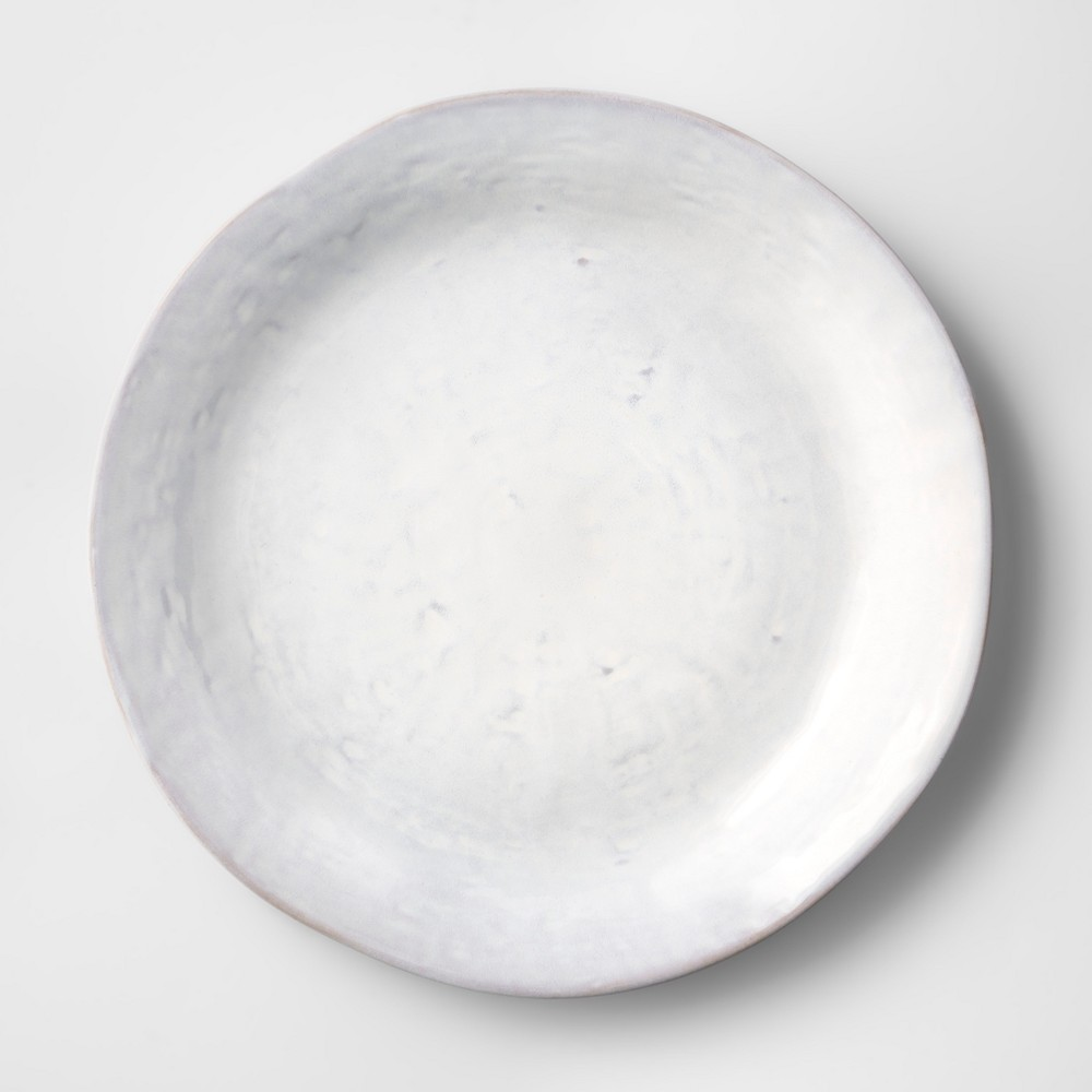 Image of Cravings by Chrissy Teigen 11.25 Stoneware Dinner Plate White