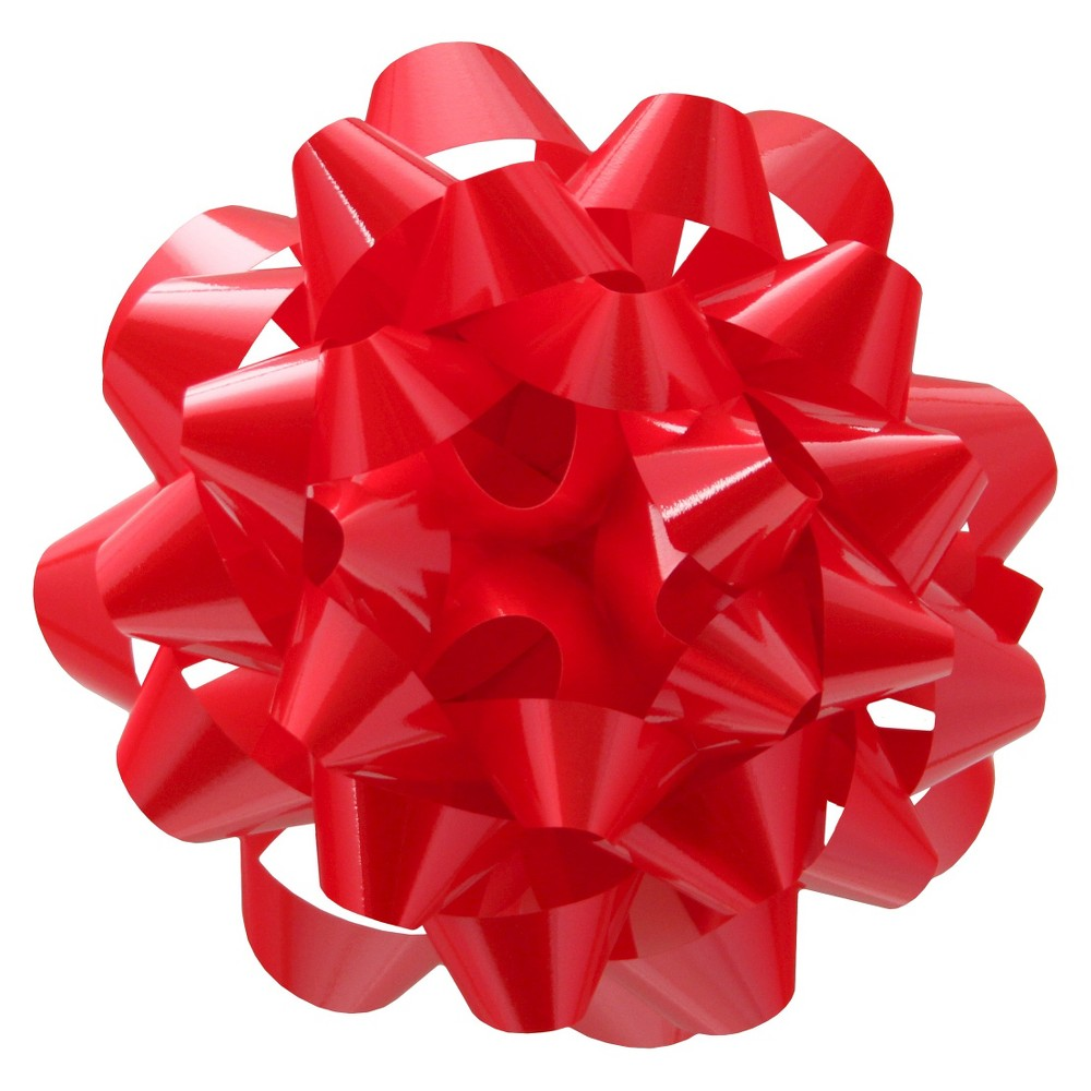 Image of Red Gift Bow - Spritz