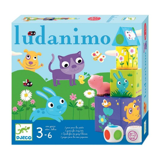 Ludanimo Board Game, board games image number null