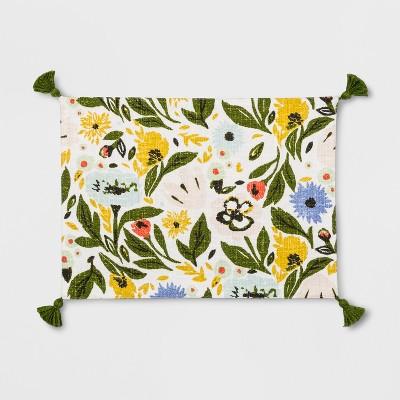 19 x14  Floral Placemat - Opalhouse™