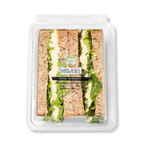 Fresh Garden Highway Deviled Egg Salad on Multigrain Sandwich - 8.75oz - image 1 of 1