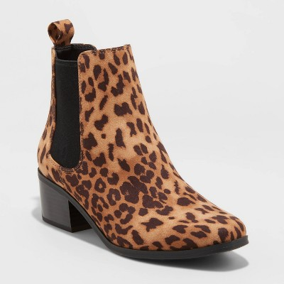 Women's Ellie Chelsea Boots - A New Day™