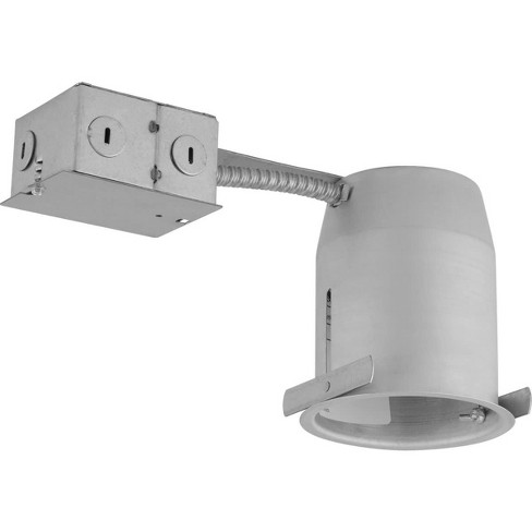 """Progress Lighting P832-TG 4"""" Remodel Recessed Housing - Non-IC Rated - image 1 of 1"""