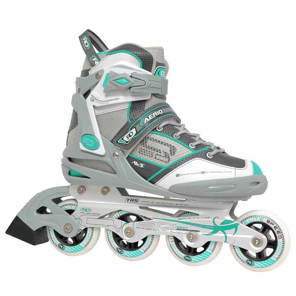 Roller Derby Women 39 S Inline Skate Green 5