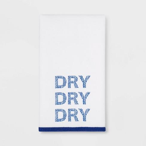 Flat Woven Hand Towel - Room Essentials™ - image 1 of 2