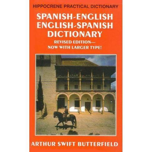 Spanish dictionary english