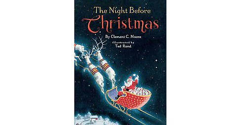 Night Before Christmas (Hardcover) (Clement Clarke Moore) - image 1 of 1
