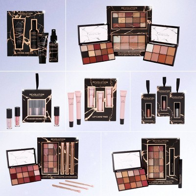 Makeup Revolution Holiday Cosmetics Collection
