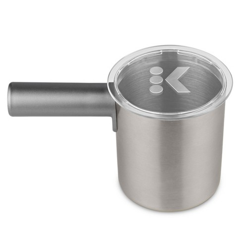 Keurig K-Caf Frother Cup Special Edition - Nickel - image 1 of 7