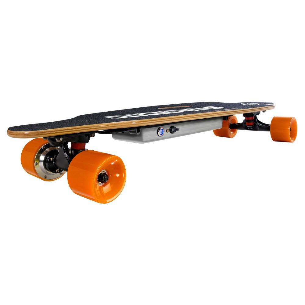 Swagtron Swagskate Electric Skateboard - Black