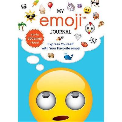 My Emoji Journal - (Paperback)