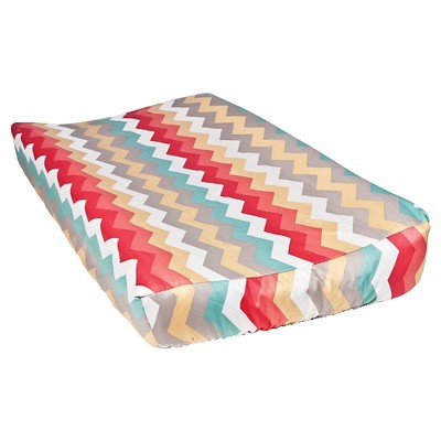 Trend Lab Waverly Pom Pom Play Changing Pad Cover