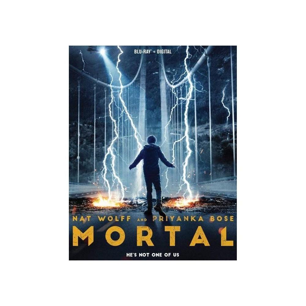 Mortal Blu Ray 2020