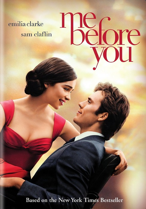 Me Before You (DVD) - image 1 of 1