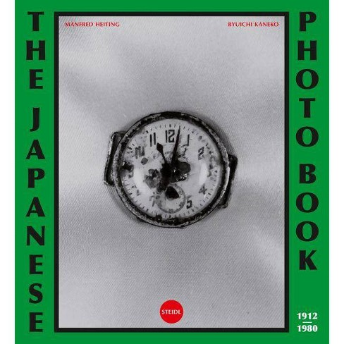 The Japanese Photobook, 1912-1990 - (Hardcover) - image 1 of 1