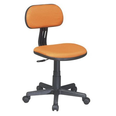 Task Chair Orange - OSP Home Furnishings