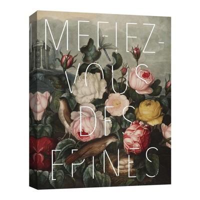 """11"""" x 14"""" Mefiez Des Epines Decorative Wall Art - PTM Images"""