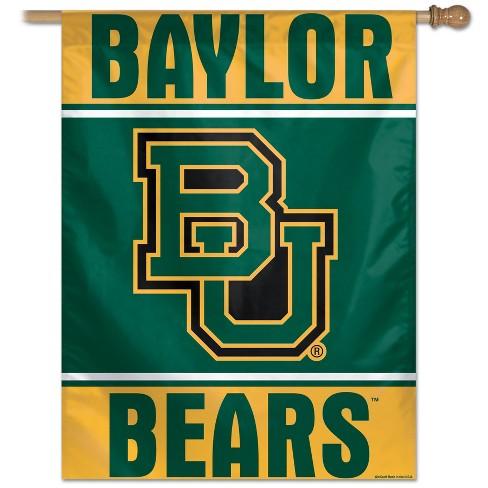 NCAA Baylor Bears Vertical Banner - image 1 of 1