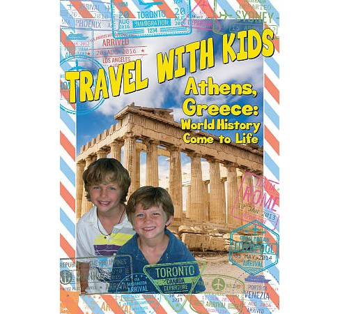 Travel With Kids:Athens Greece (DVD) - image 1 of 1