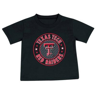 NCAA Texas Tech Red Raiders Toddler Boys' 2pk Short Sleeve T-Shirt
